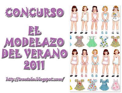 ¡VACACIONES! Y VOTACIÓN EL MODELAZO DEL VERANO 2011