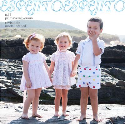 Revista espejito espejito verano 2012 - Patrones espejito espejito ...
