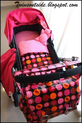TUTORIAL CUCO/CAPAZO BUGABOO. MADE IN «TWIN OUTSIDE»