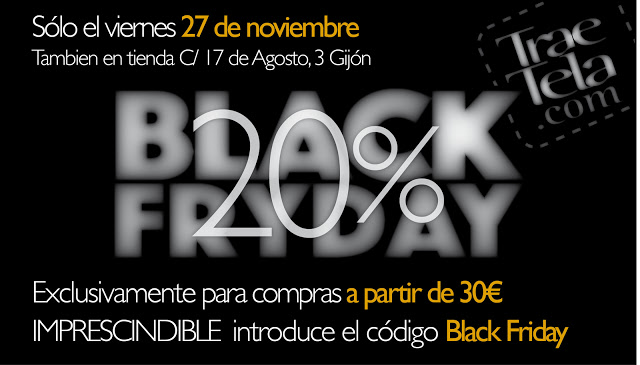 BLACK FRIDAY TRAETELA