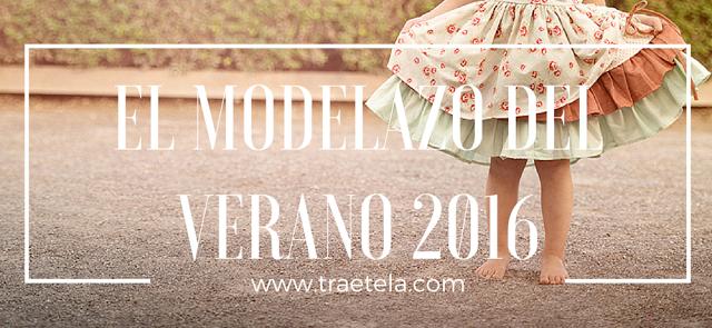 ¡COMIENZA EL MODELAZO DEL VERANO 2016!