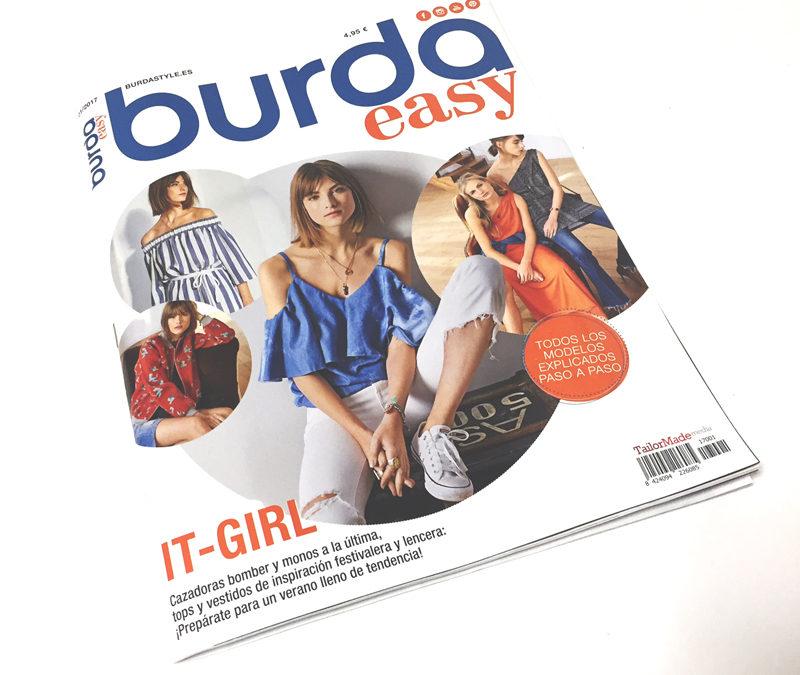 BURDA EASY: IDEAS TRAETELA