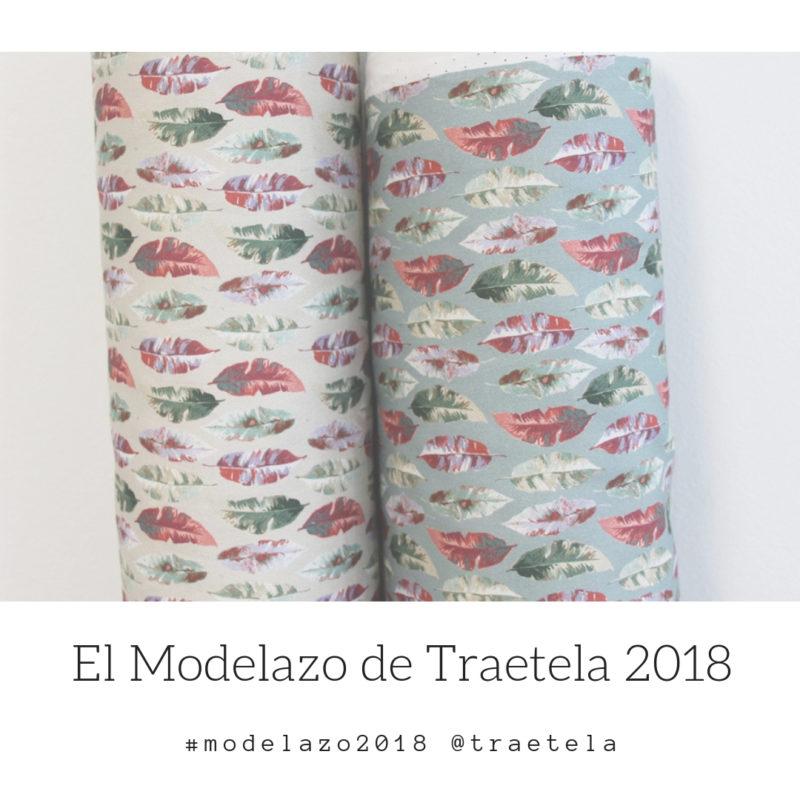 CONCURSO: EL MODELAZO DE TRAETELA 2018