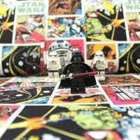 Star Wars y Superheroes