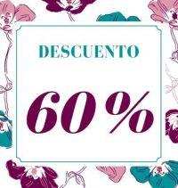 Telas rebajadas 60%