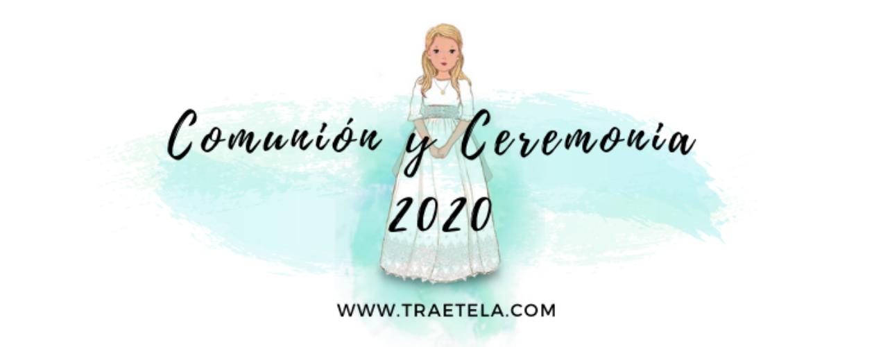 TELAS DE COMUNIÓN Y CEREMONIA